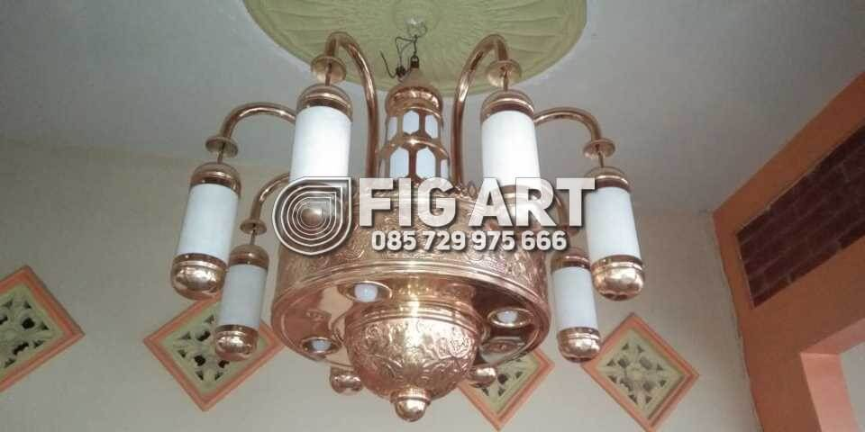 Lampu Nabawi Tembaga