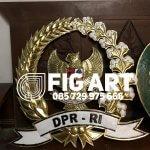 Logo DPR RI Kuningan