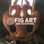 Logo Kesultanan Ternate Tembaga