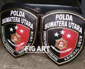 Logo Polda Sumatera Utara